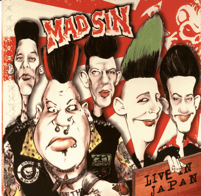 Mad Sin - Live In Japan [2006]