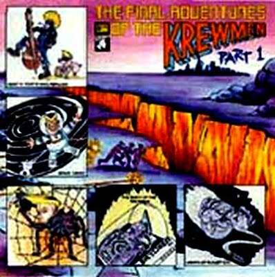 Krewmen - The Final Adventures Of The Kremen Part 1 [1991]