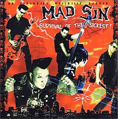 Mad Sin - Survival Of The Sickest [2002]