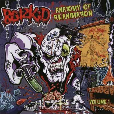 Blitzkid - Anatomy Of Reanimation Volume 1 [2008]
