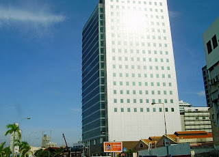 Marginal de Luanda e a nova arquitectura