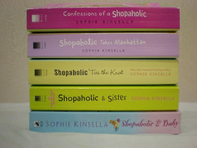 As A Big Fan Of The Hilarious Incredible Ridiculously Entertaining Best Selling Novel Shopaholic Series Written By Sophie Kinsella