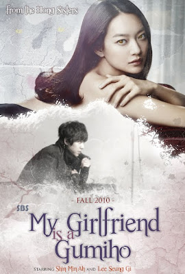 Korean Dramas My+Girlfriend+is+a+Nine+tailed+fox