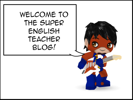 The Super English Teacher!