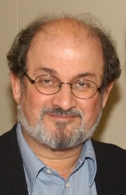 Queen Elizabeth Ahmed Salman Rushdie novelist Midnight Children Satanic Verses