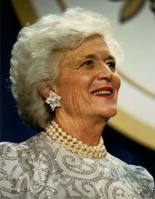 Barbara Bush Rushed To Hospital
