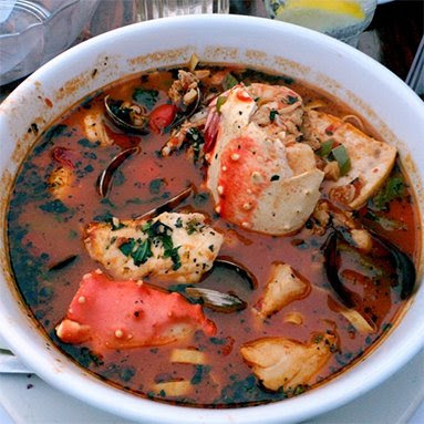 The Famous Cioppino of Phil's Fishmarket is one of the well known in Cioppino style of cooking.