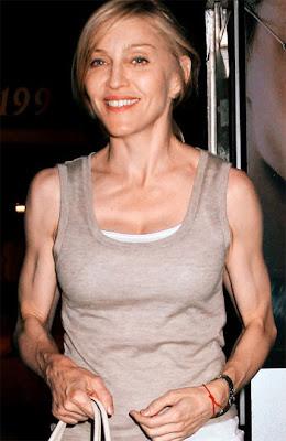 Madonna Biceps