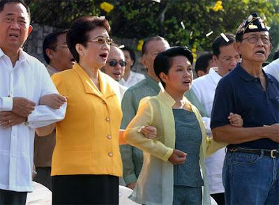Cory Aquino Died