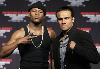 Mayweather vs Marquez Fight Video