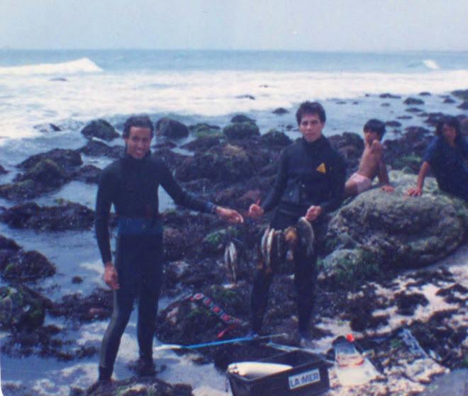 Pesca de orilla