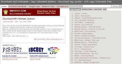 Gudang Lagu Jadul Mp3 Lagu Lama Indonesia