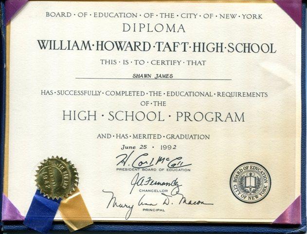 American High School Diploma?