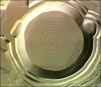 Flux perpétuel d'hélium supersolide refroidit à 20 mK et entraîné autour d'une vis. Document U.ALberta/Beamish/Day.