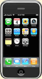 L'iPhone d'Apple (2007).