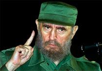 El Presidente Fidel Castro