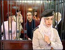 Les 5 infirmières bulgares et leur médecin palestien prisonniés en Libye depuis 1999.
