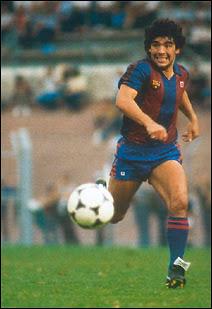 Le footballeur Diego Maradona s'est dopé en 1994 et 1997.