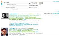 Quelques profils trouvés sur Spock.com, en l'occurrence les ministres d'Etat américains.