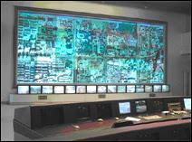 Le bureau de la police chargée de la surveillance du trafic routier de Shenzhen. Document Jupiter.com.