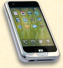 Le GSM combiné Meizu M8.