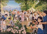 Les images idylliques d'un monde utopique véhiculées par les Témoins de Jéhovah sont loin de la réalité fanatique et des actes parfois criminels de certains adeptes de leur mouvement.