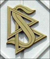 Symboles de l'Eglise de Scientologie.