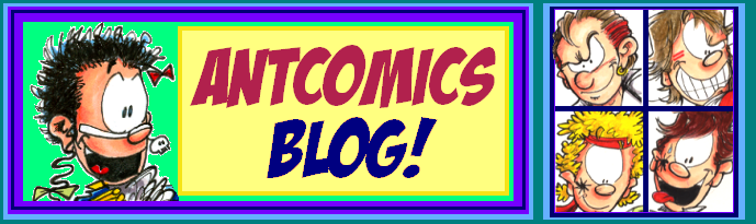 Antcomics Blog!