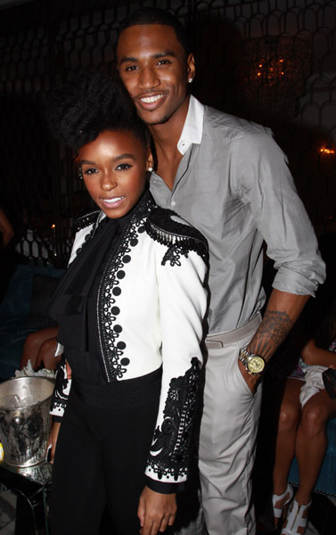 Janelle Monae Pictures, Latest News, Videos and Dating Gossips