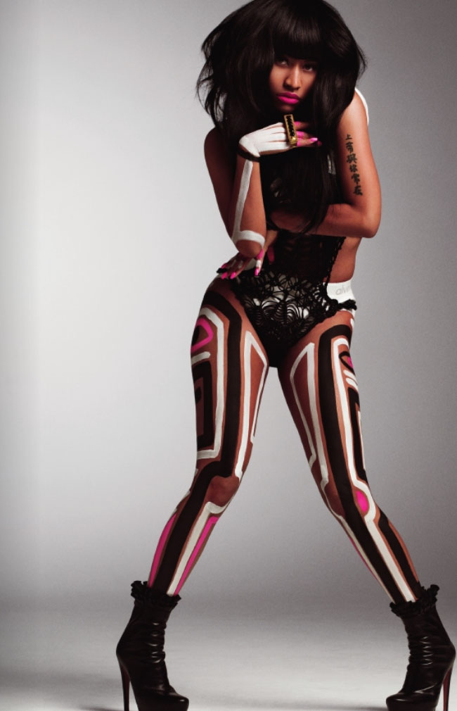 Nicki Minaj photos collection
