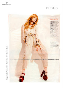 Magazine (La Vanguardia) Sept 2010