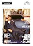 Men's Health cover Septiembre 2010