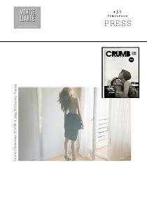 Crumb Magazine Septiembre 2010