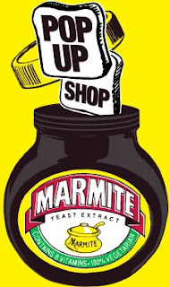 Marmite pop-up shop, Regent Street