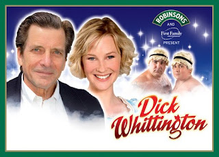 Milton Keynes Theatre flyer for 'Dick Whittington'