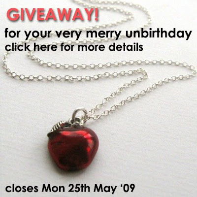 free jewellery giveaway competition handmade uk etsy