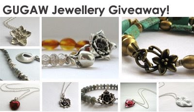 gugaw sterling silver jewellery giveaway competition