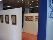 2008 - OSDE Trelew, Muestra conjunta con Rosana Linari.