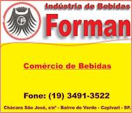 IND. DE BEBIDAS FORMAN