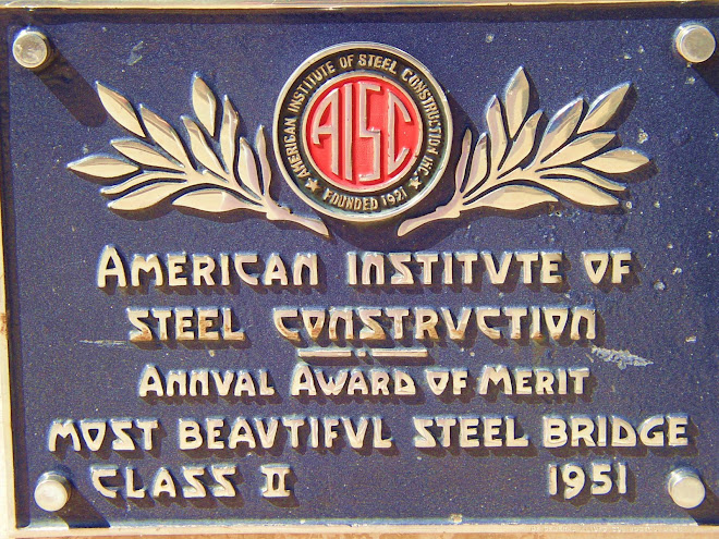 A PLAQUE AT DAVIS DAM - AZ.