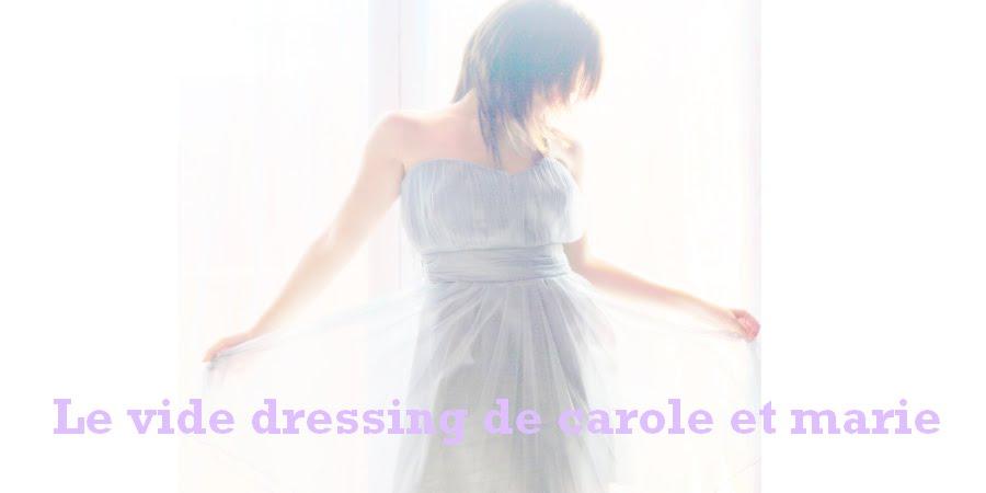 Dress-Anatomy le vide dressing de Carole et Marie