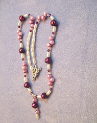 Mad For Mauve Necklace