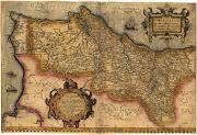1.º Mapa de Portugal (portugal)