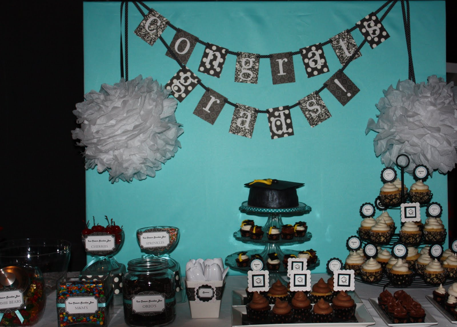 8th grade graduation table decoration ideas photograph fri