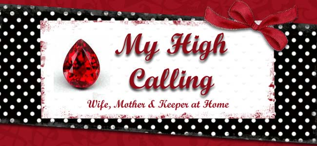 My High Calling