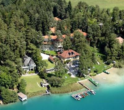 Villa Rainer Hotel Best Beach Landscape