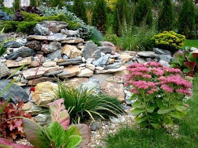 Garden Design & Styles, Landscape Garden - Landscape Design - Landscape Architecture