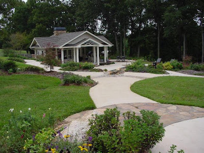 New Garden Landscape Architecture, Home Landscape Design Ideas - Best Home Landscape Photos