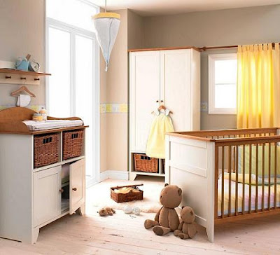 Baby Nursery Interior Design