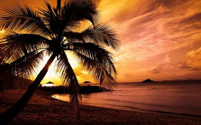 sunsetatthebay